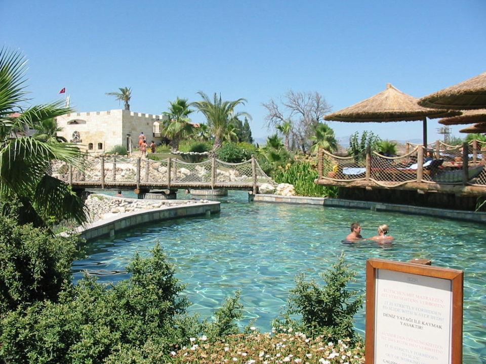 Amazon Water World Club Grand Side