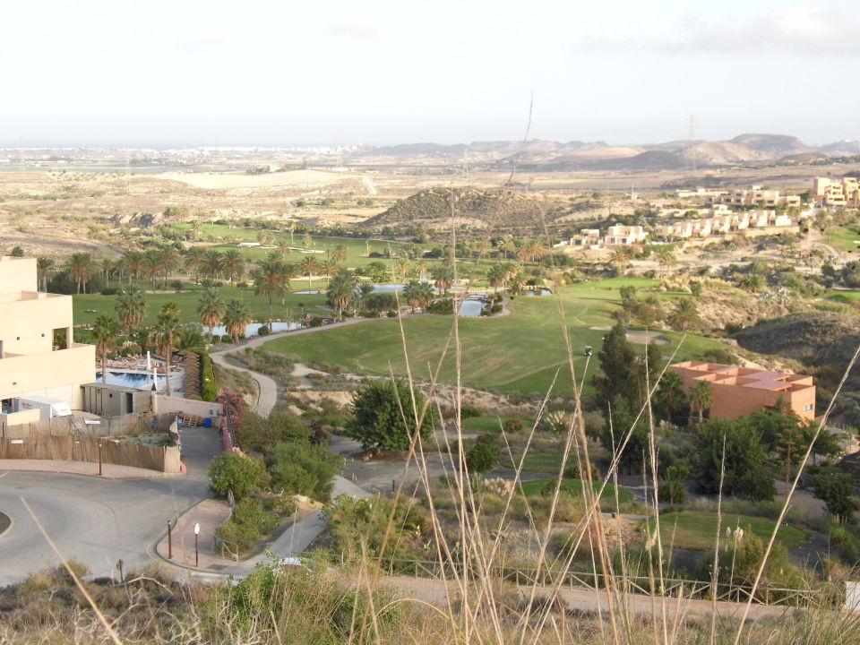 Meerblick Hotel Valle del Este Golf Spa