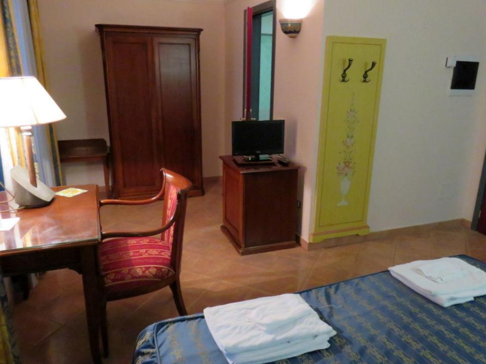 Zimmer Emmaus - Albergo Del Bosco
