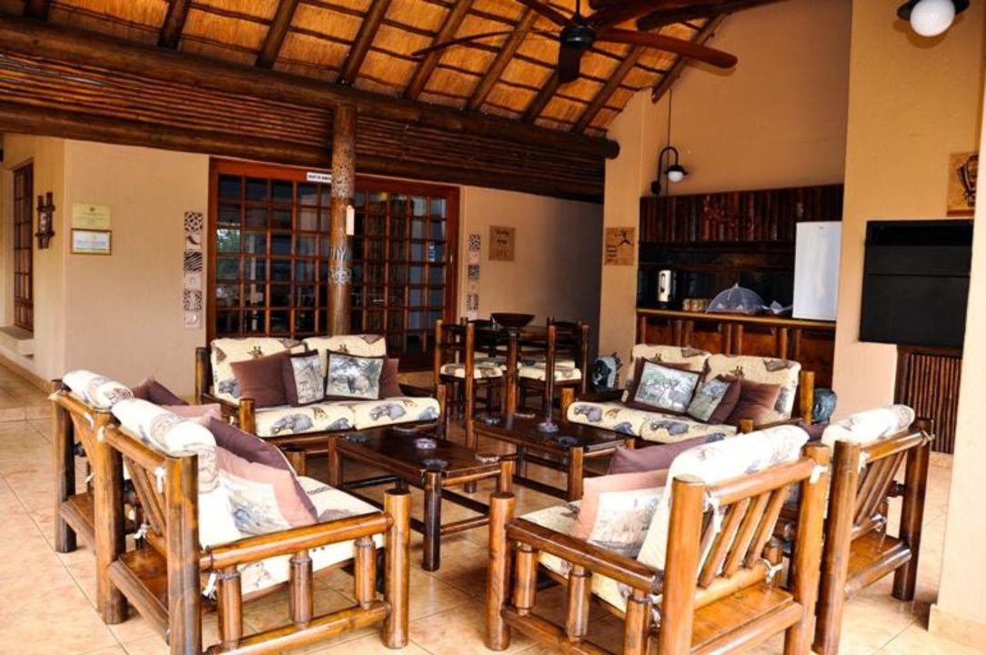 Verandah Royal Kruger Lodge