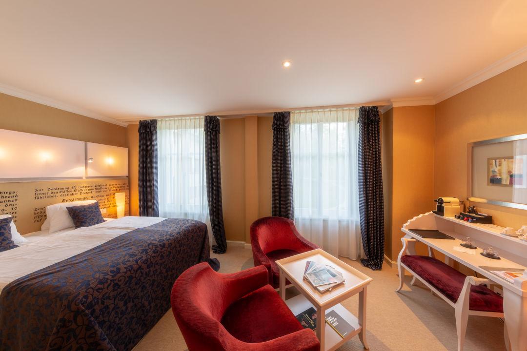 Zimmer Lenkerhof Gourmet Spa Resort