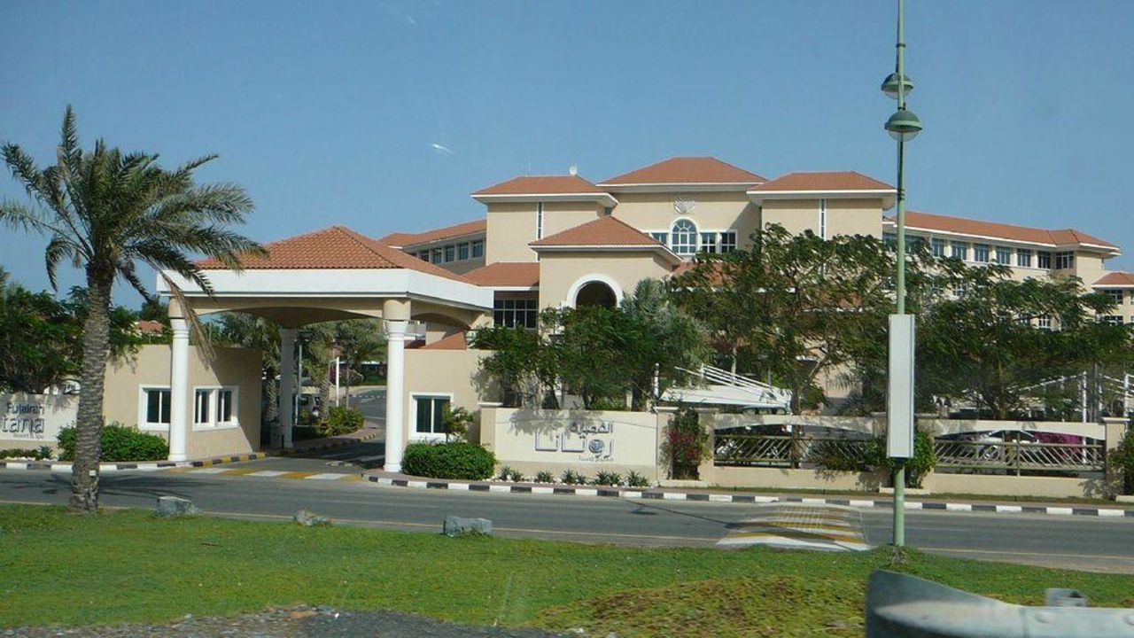 Außenansicht Fujairah Rotana Resort & Spa