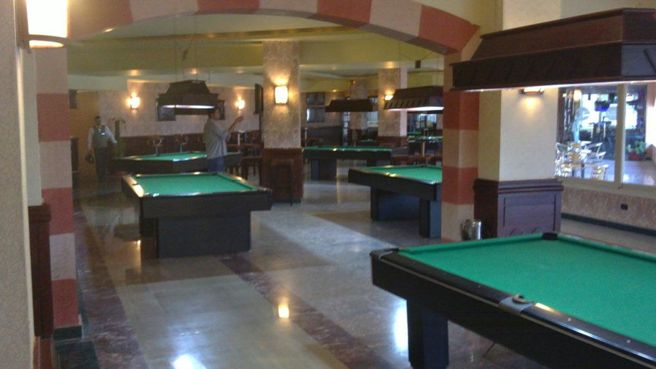 Billard Beach Albatros Resort
