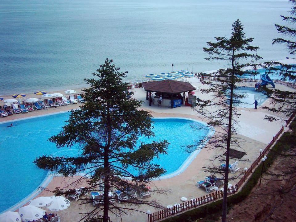 Weiterer Pool-Strandblick Riviera Beach Hotel Hotel Riviera Beach