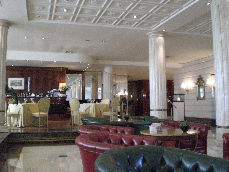 Lobby Roseo Hotel Leon d'Oro