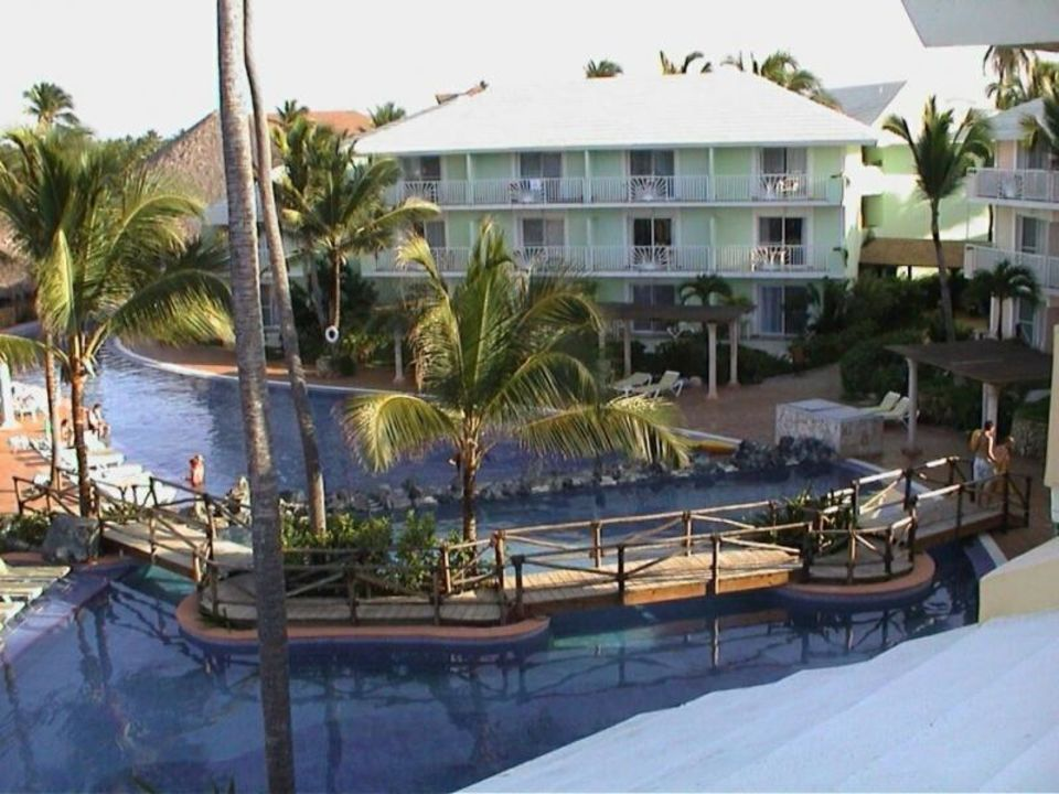 Pool mit Anlage Excellence Punta Cana
