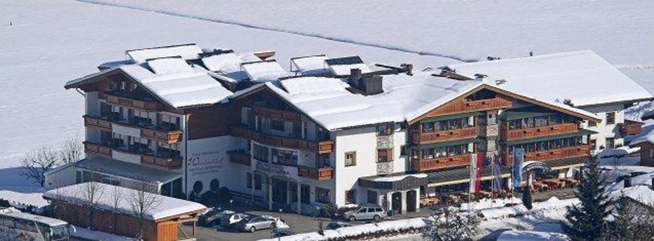 Winter Bild Hotel Außenansicht 8 / 39 Große Liegewise