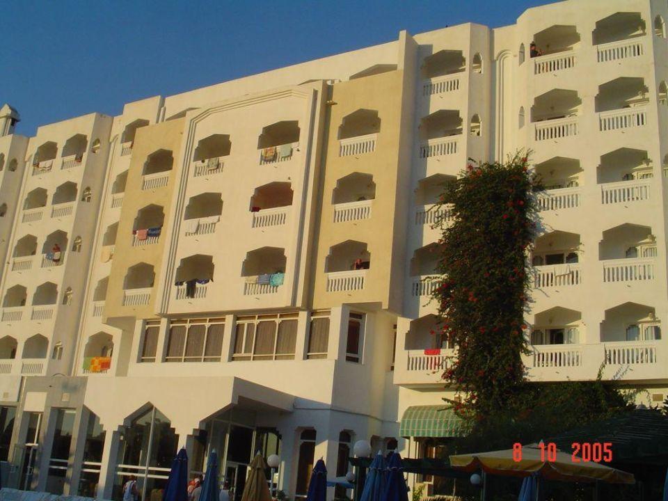 Das Hotel Daphne Monastir Center