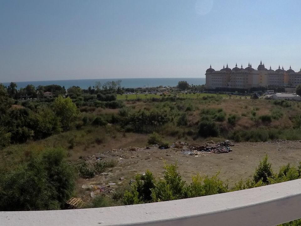 Außenansicht Hotel Süral Resort