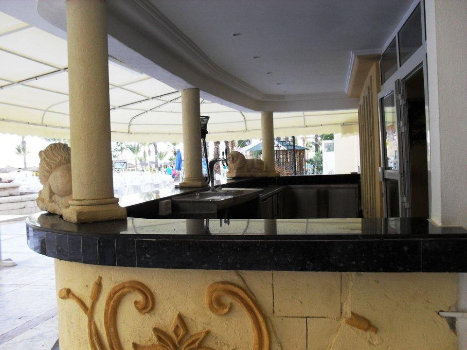 Bar extérieure Hotel Houda Golf & Beach Club