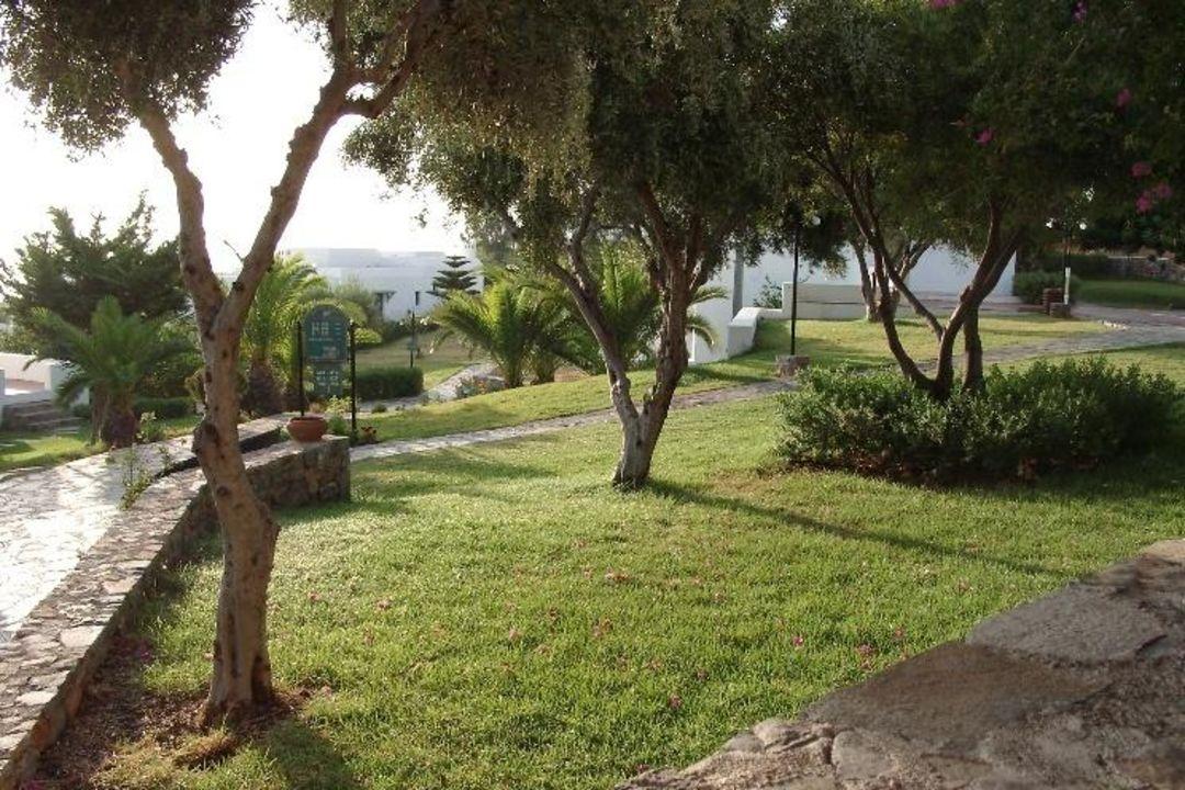 Kreta - Elounda Village -  Gartenanlage TUI SENSIMAR Elounda Village Resort & SPA by AQUILA