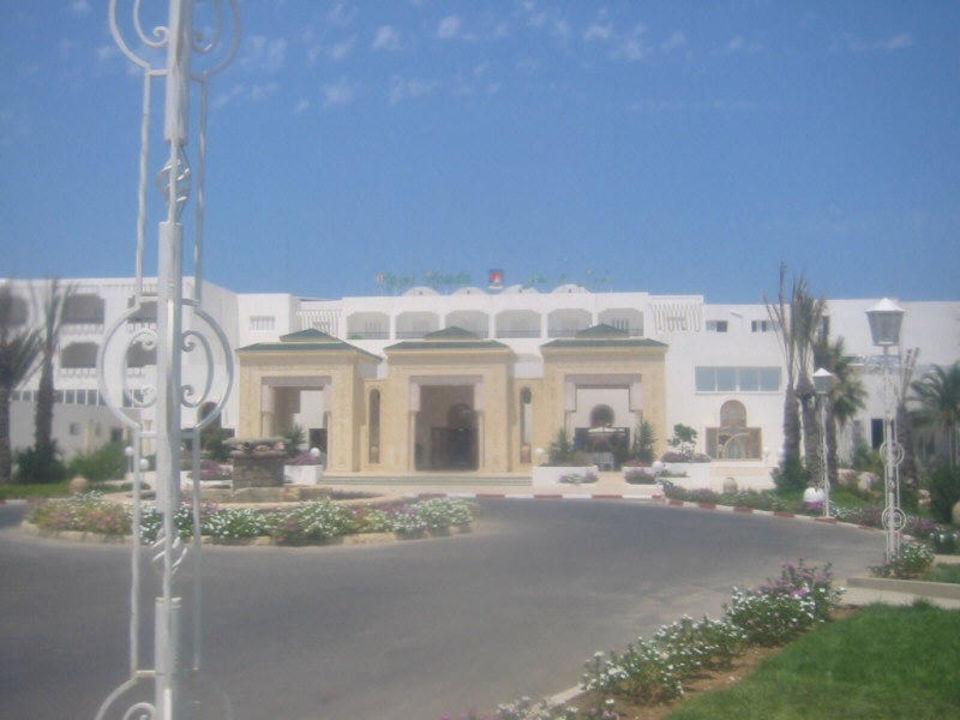 Hotel Houda Golf & Beach Club - Eingang Hotel Houda Golf & Beach Club