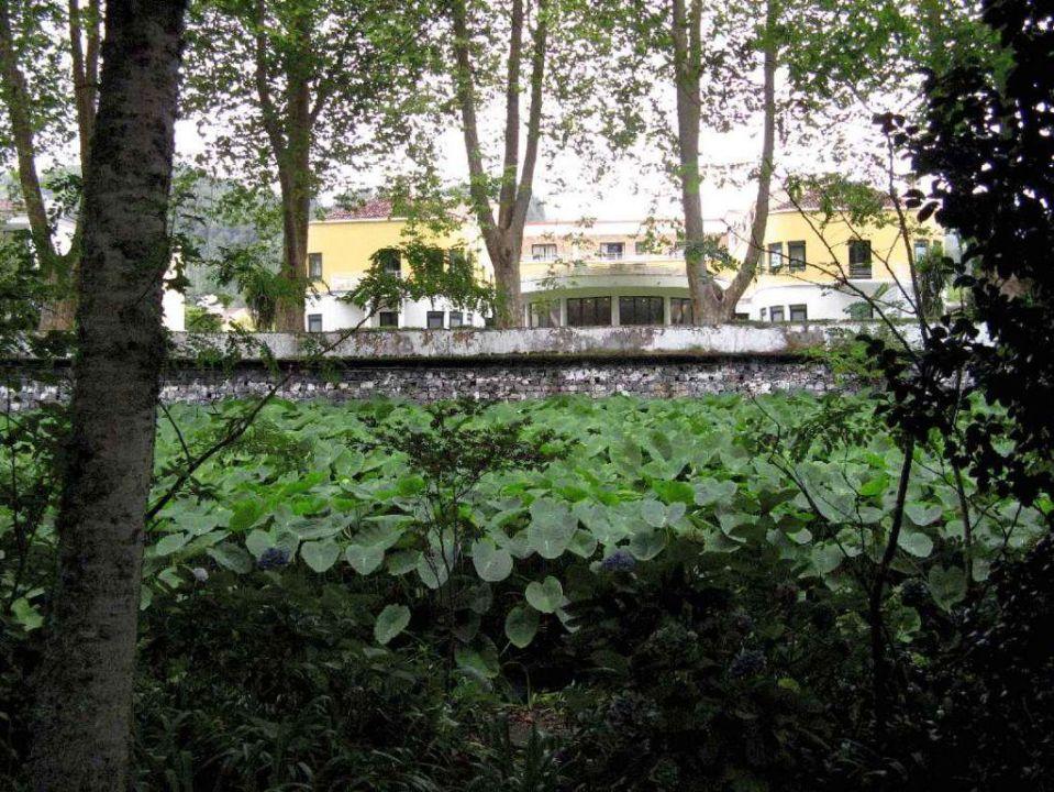 Hotel Terra Nostra Vom Garten Terra Nostra Garden Hotel Furnas