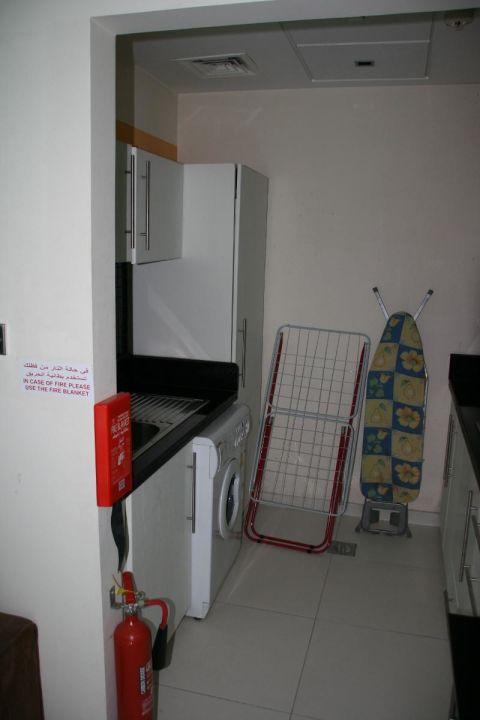 Küche Royal Ascot Hotel Apartment