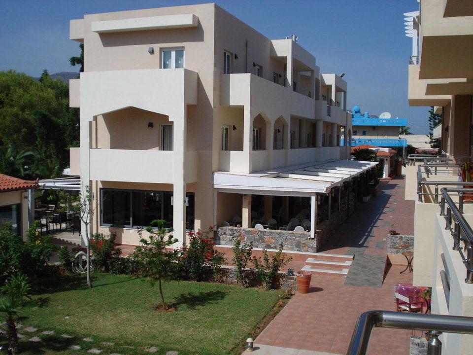 Restaurantkomplex Hotel High Beach