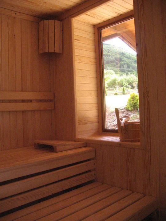 Sauna Villa Pajo