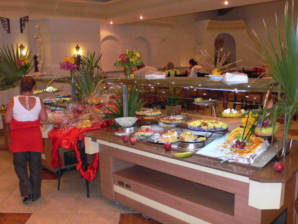 Dessertbuffet Dana Beach Resort