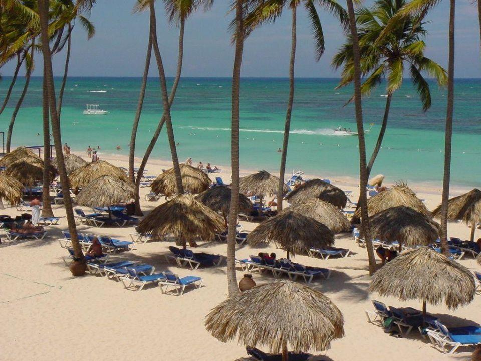 Strand Barceló Dominican Beach (Vorgänger-Hotel – existiert nicht mehr)
