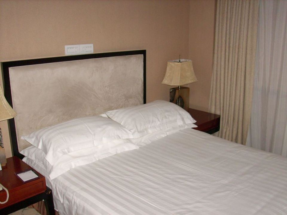 Zimmer Hengsheng Peninsula International Hotel