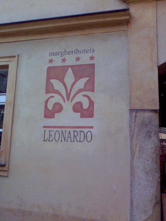 Aussenansicht Hotel Leonardo Prague