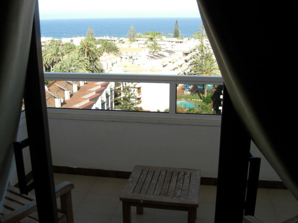 Bild Quot Pool Von Oben Quot Zu Hotel Principado In Playa Del Ingles