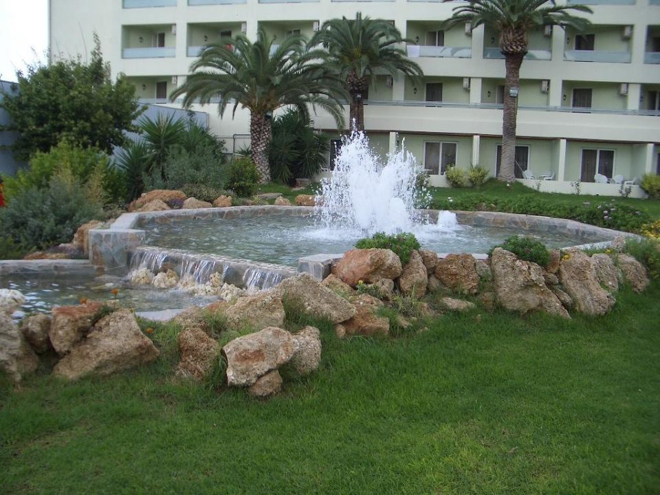 Haupthaus Avra Beach Resort Hotel & Bungalows