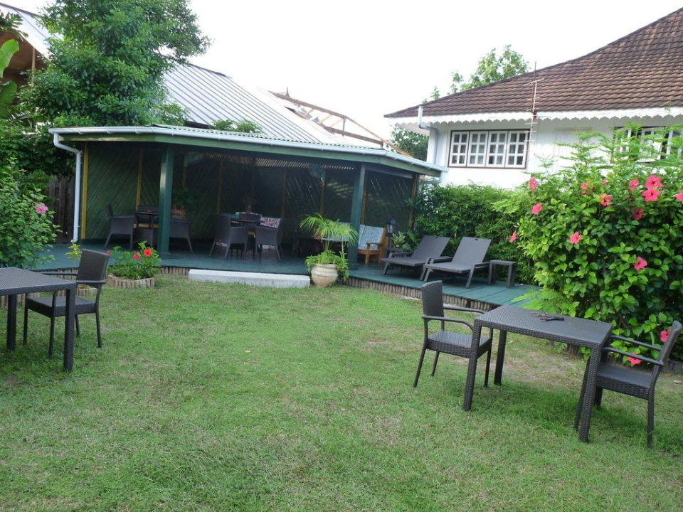 Pension Michel- Gartenanlage Pension Michel