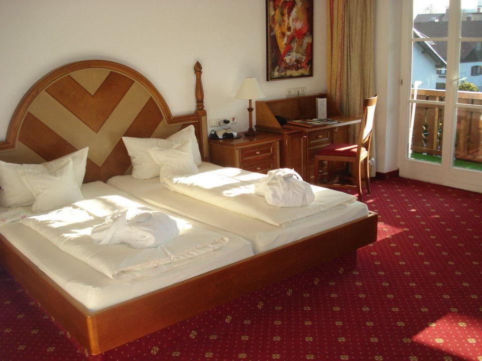 Zimmeransicht Hotel Alpenkönig