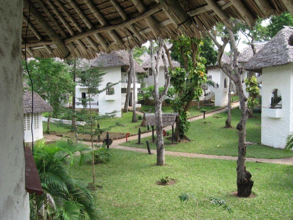 Balkon Hotel Safari Beach