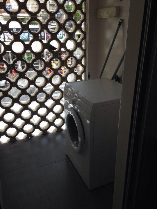 Waschmaschine vorhanden Hotel Stella Maris