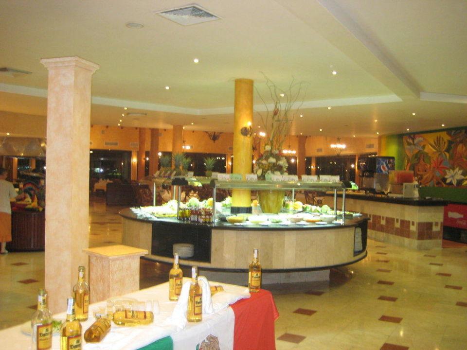 Hauptrestaurant Grand Palladium Bávaro Suites Resort & Spa