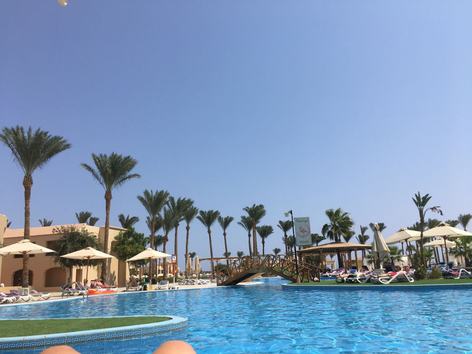 Pool Cleopatra Luxury Resort Makadi Bay