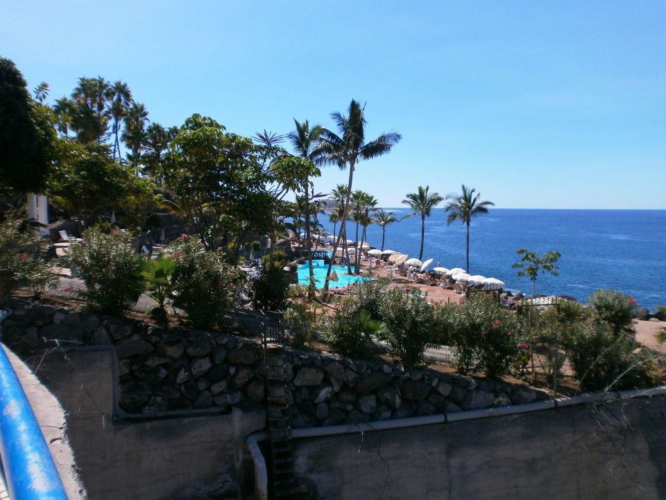 Fussweg Zum Strand Allsun Hotel Los Hibiscos Costa Adeje