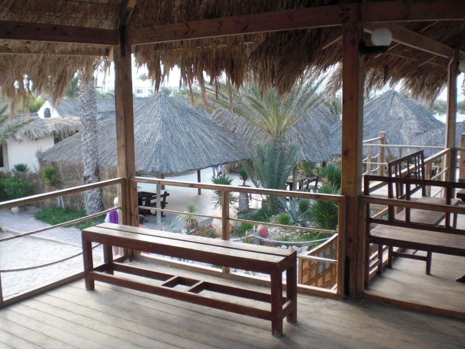 Beachbar Hotel Seabel Rym Beach Djerba