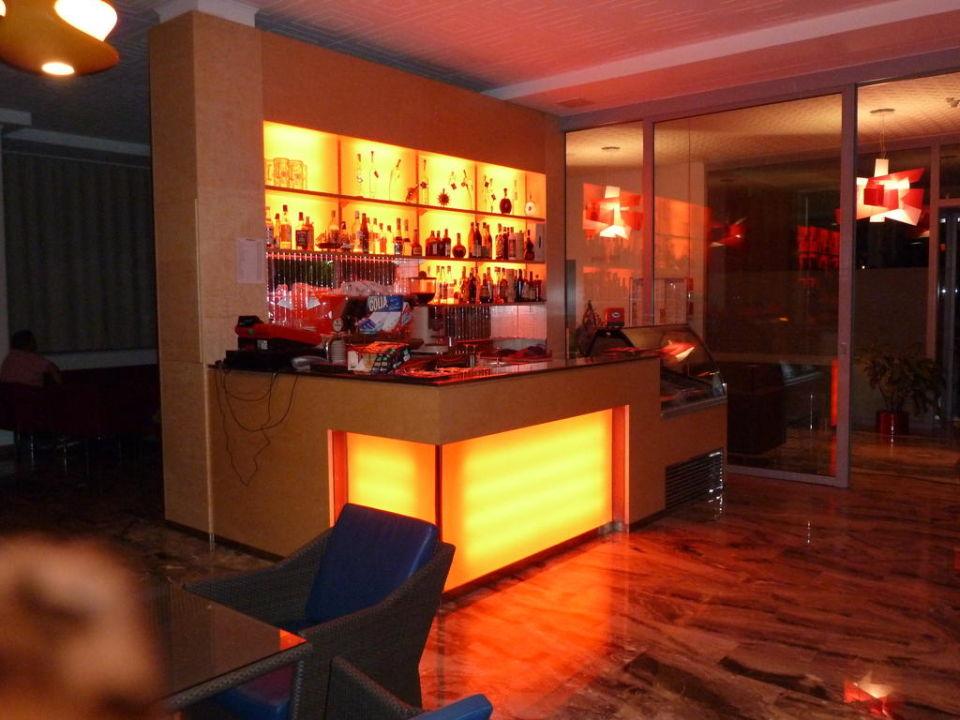 Bar in the night Hotel Firenze