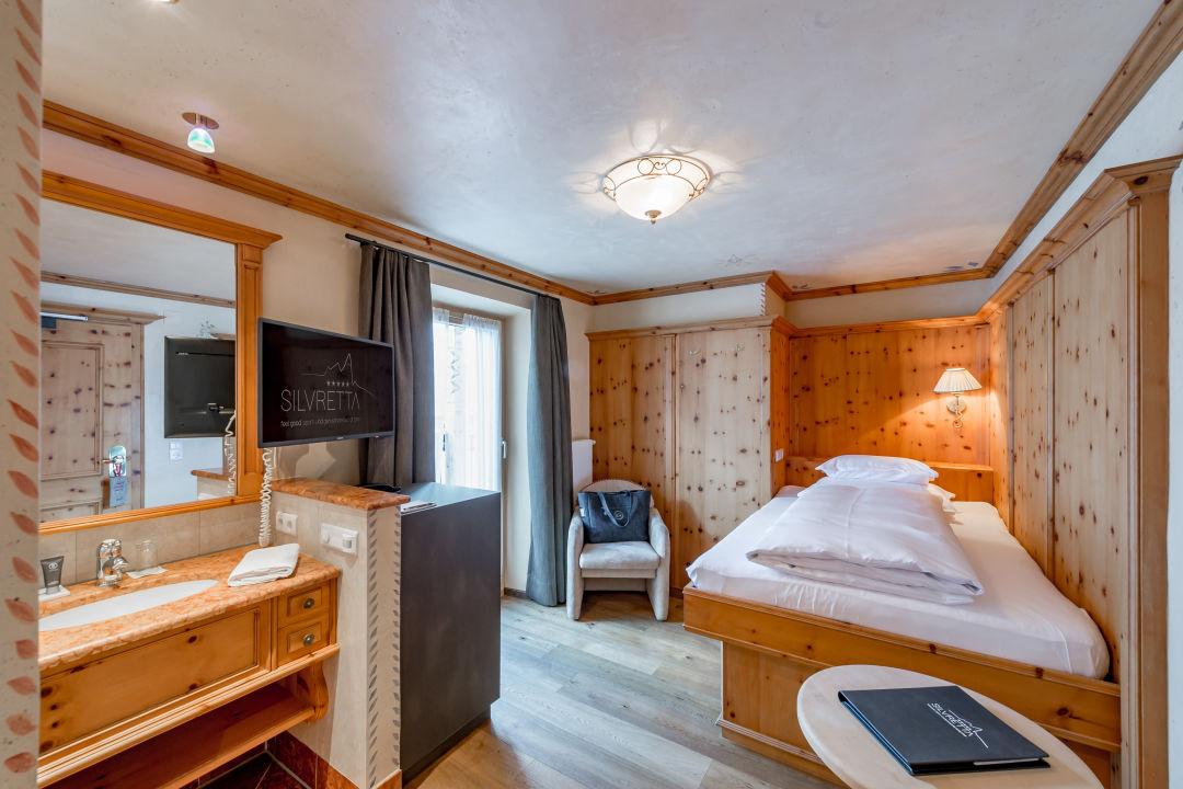 Zimmer Sport -und Genusshotel Silvretta