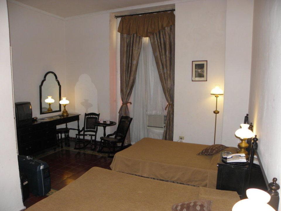 Doppelzimmer mit Balkon Hotel Inglaterra