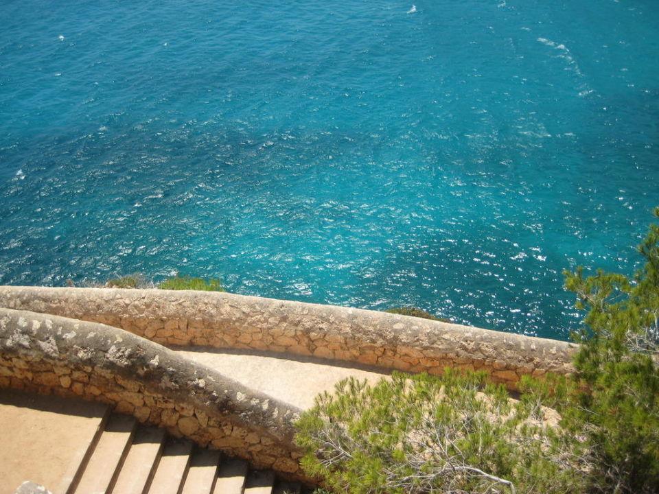 Treppe Zum Strand Blau Punta Reina Resort Manacor Holidaycheck