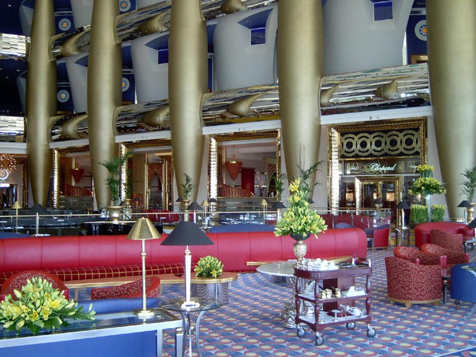 Burj Al Arab Lobby Hotel Burj Al Arab