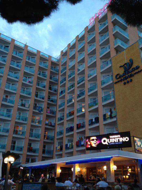 Hotel Cartago Nova Malgrat De Mar