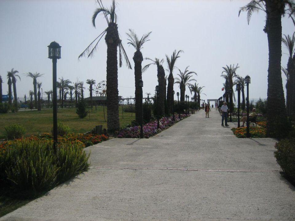 Strandweg Trendy Aspendos Beach Hotel