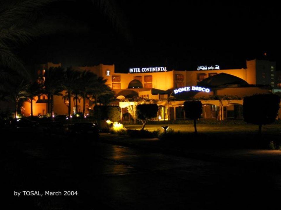 Intercontinental 5 Sterne Resort & Casino, Hurghada Continental Hotel Hurghada