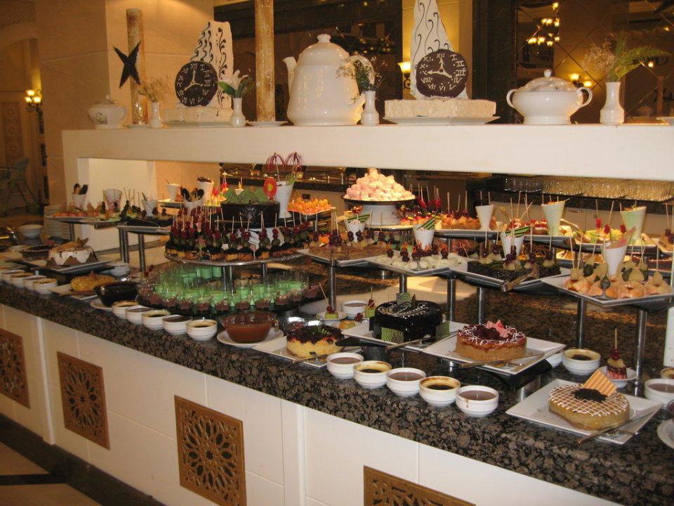 Dessert Buffet Hotel Güral Premier Tekirova