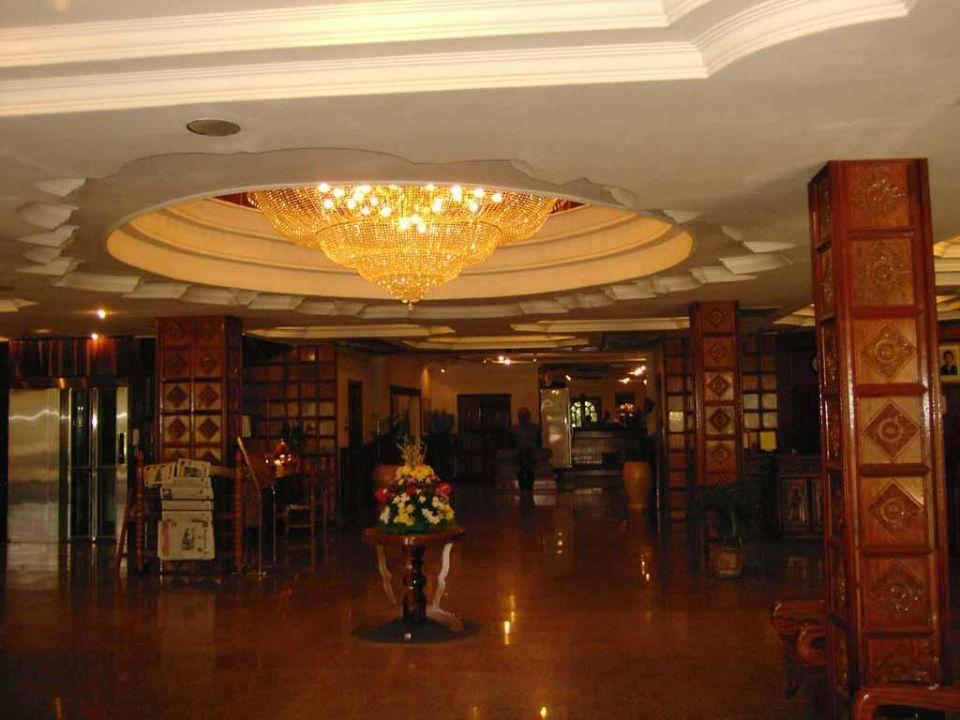 Lobby - Angkor Hotel Angkor Hotel