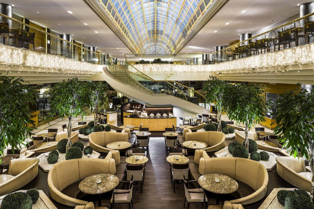 Wien Marriott Hotel