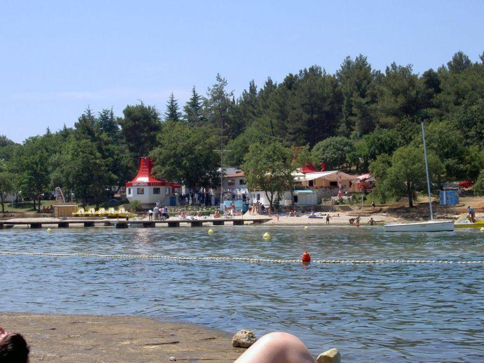 Bucht von Zelena Laguna Apartments Astra Plava Laguna