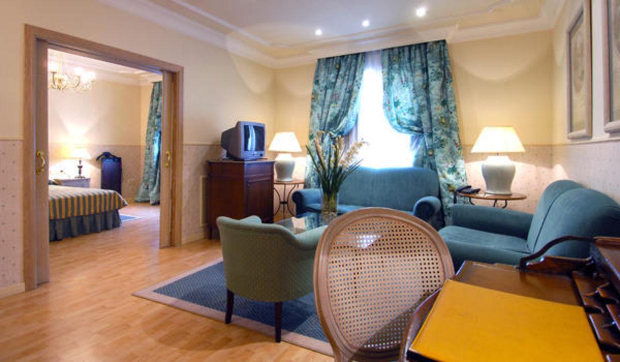 Habitación Junior Suite Hotel Vincci Lys