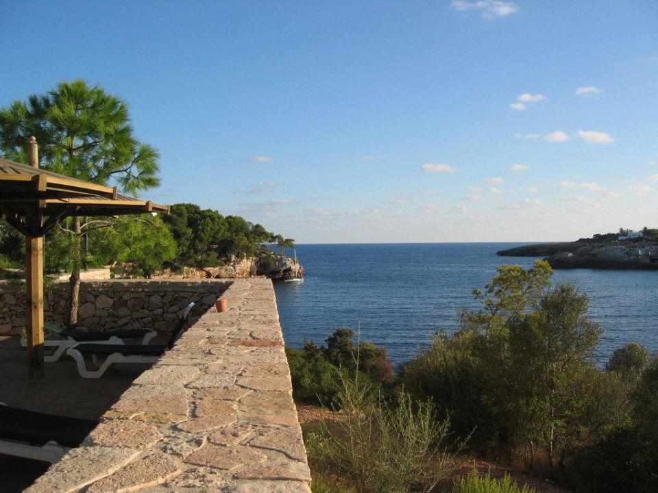 Blick auf die Bucht ROBINSON CLUB CALA SERENA