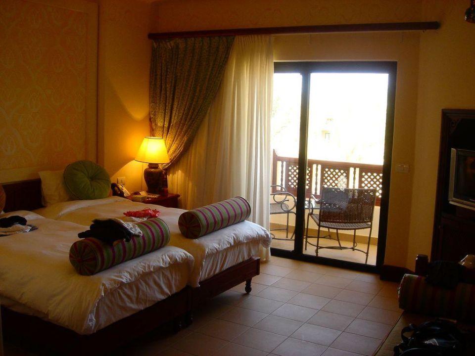 Zimmer Port Ghalib Resort and Siva Port Ghalib