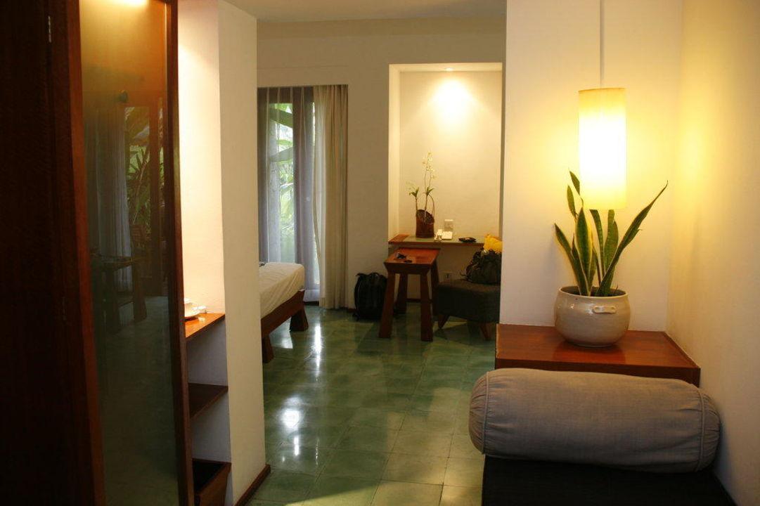 Zimmer (Eingang, Kleiderkasten) Maya Ubud Resort & Spa Bali